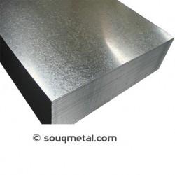 Galvaznied Steel Sheet 1.2mm - 1220x2440mm - A653