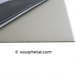 Stainless Steel Sheet 2mm - 1220x2440mm - Grade 316